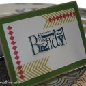 Stampin Up - Border Banter - Geburtstag 01