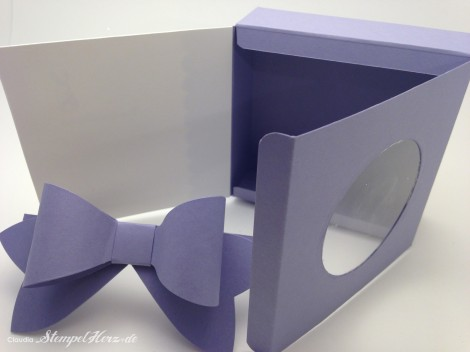 Stampin Up - Stempelherz - Ostern - Kartenbox - Ein schoenes Osterfest - Box vom Osterhasten 04
