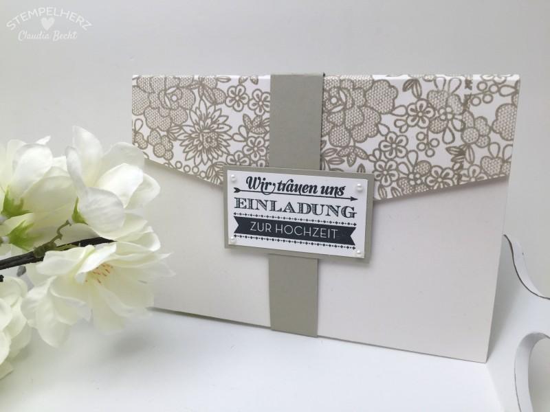 Einladungskarten Richtig Selbst Gestalten So Geht S: Stampin' Up