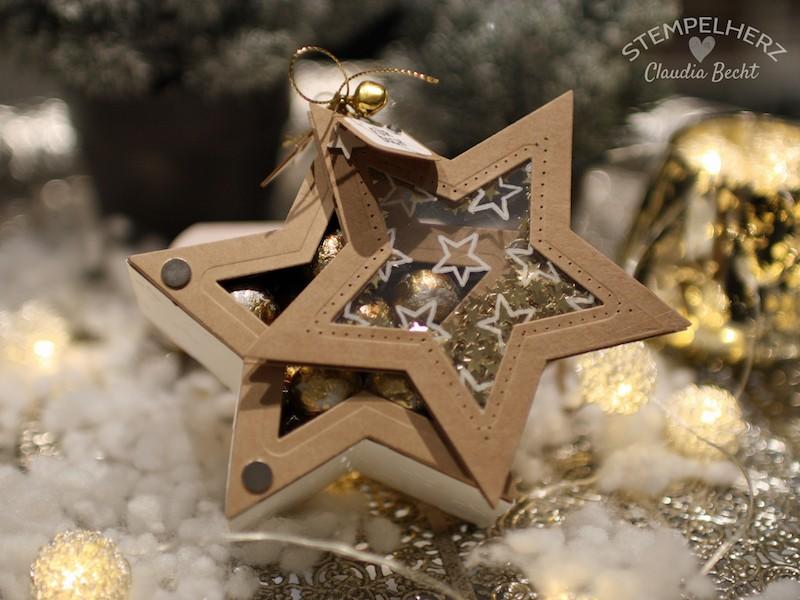 Stampin Up-Stempelherz-Inspiration&Art-Last Minute Geschenk-Sternenbox-Verpackung-Weihnachten-Sternenbox 04