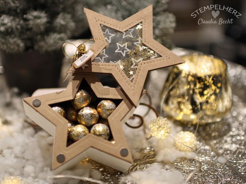 Stampin Up-Stempelherz-Inspiration&Art-Last Minute Geschenk-Sternenbox-Verpackung-Weihnachten-Sternenbox 05