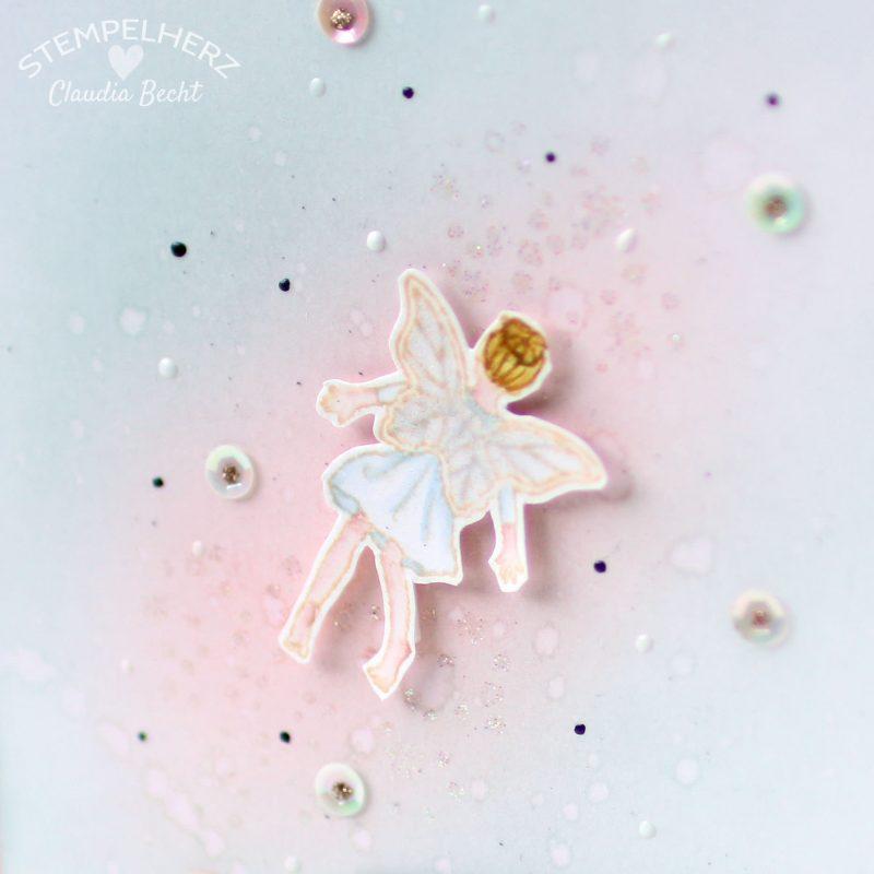 Stampin Up - Stempelherz - Geburtstagskarte - Stempelset Einfach zauberhaft - zauberhafte Geburtstagskarte 04