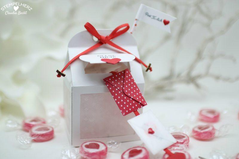 Stampin Up - Stempelherz - Inspiration-Art Blog Hop - Produktreihe Liebe Gruesse - Box Post fuer dich 04