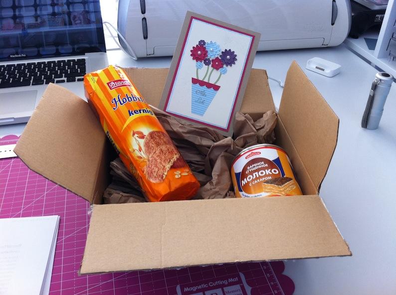Ich liebe Pakete!!!!
