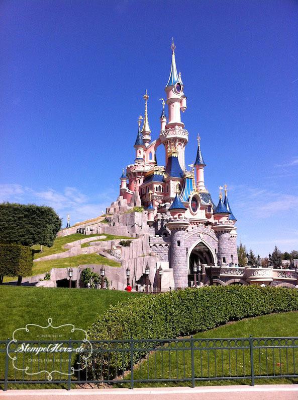 Disneyland Paris…