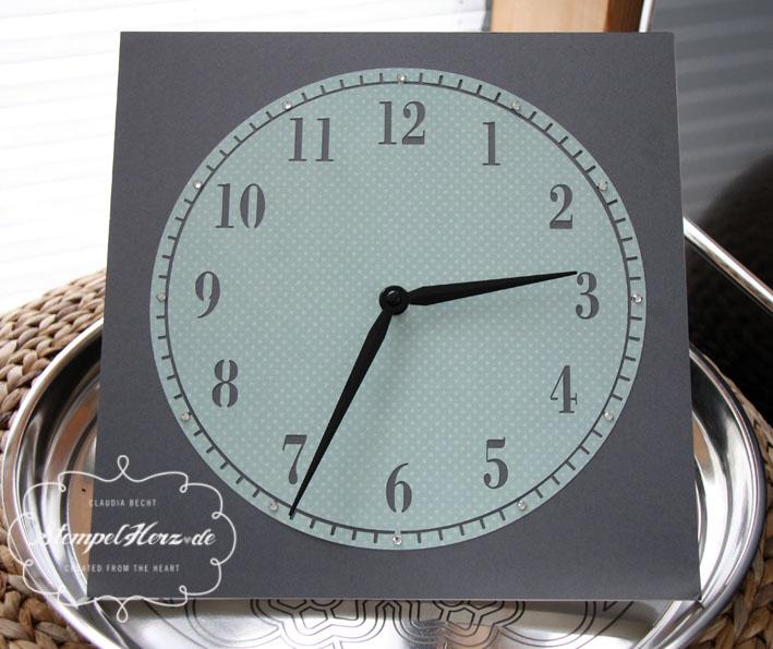 Die Uhren…
