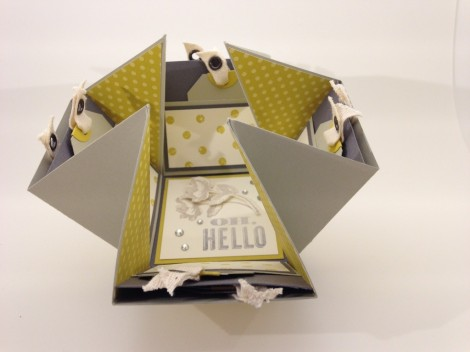 Stampin Up - Stempelherz - Explosion Box - Distressed Dots - Oh Hello 05.jpg