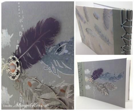 Minibook Annika Collage