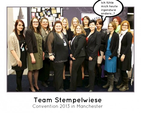 Team Stempelwiese Convention 2013