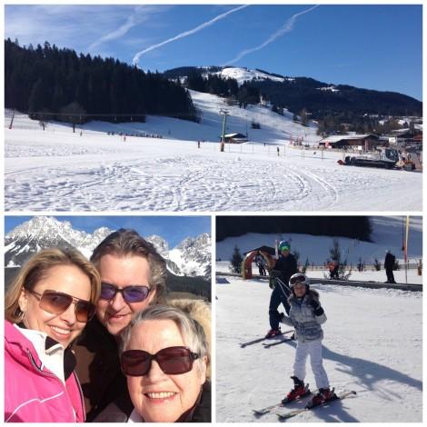 Stempelherz - Skifahren in Ellmau