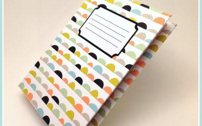 Das ideale Geschenk: ein selbst gebundenes Buch