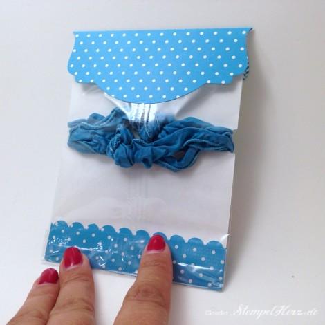 Stampin Up - Stempelherz - Schmuckverpackung - Armband - Geschenk - Glas Cabochon - Naturnah - Schmuckverpackung Wickelarmband 0d