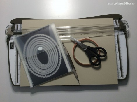 Stampin Up - Stempelherz - Anleitung - Tutorial - Pillowbox - Verpackung - Anleitung Pillowbox 01