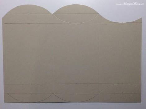 Stampin Up - Stempelherz - Anleitung - Tutorial - Pillowbox - Verpackung - Anleitung Pillowbox 09