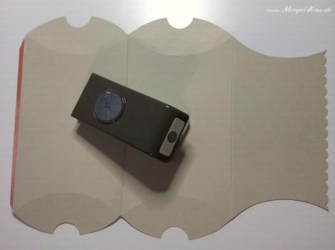 Stampin Up - Stempelherz - Anleitung - Tutorial - Pillowbox - Verpackung - Anleitung Pillowbox 14