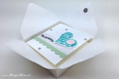 Stampin Up - Stempelherz - Stempelset Herzklopfen - Stanze Herzblatt - Kartenset Von Herzen 04 Kopie