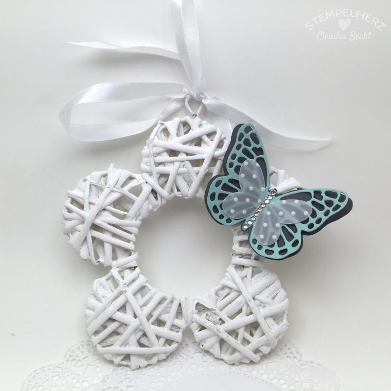 Stampin Up-Stempelherz-Fruehlingskranz-Spring-Schmetterling-Butterfly 04