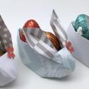 Origami-Osterhasen für Euch…