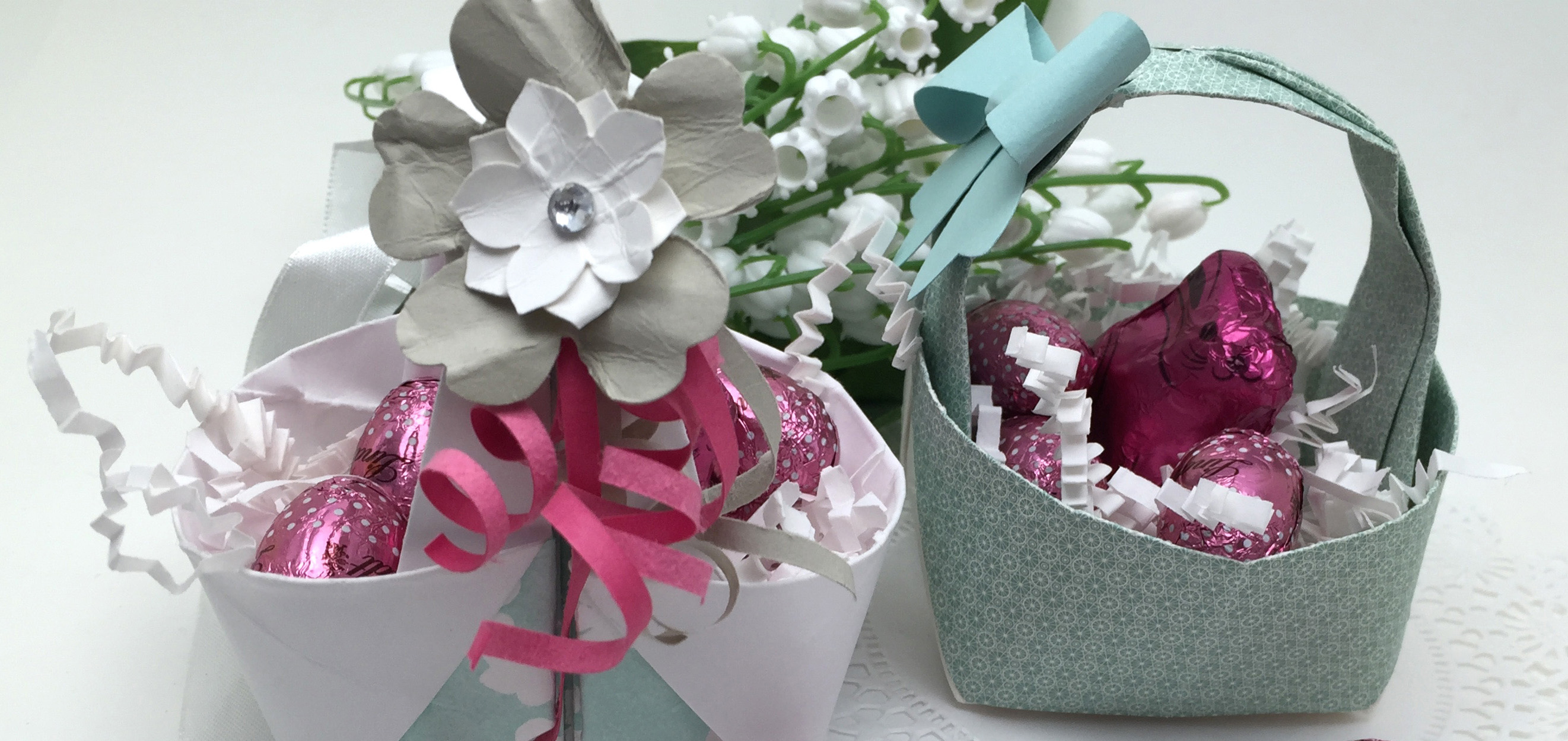 Team-Blog Hop – Origami-Osternest