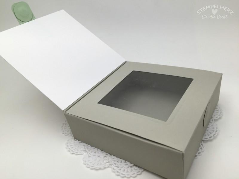 Stampin Up-Stempelherz-Ostern-Schachtel-Box-Verpackung-Ei ei ei-Cheerful Critters-Tutorial-Videoanleitung Oster-Schachtel 09