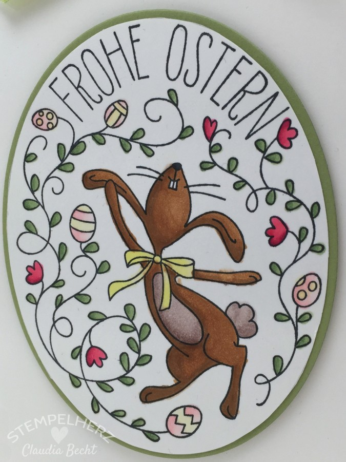 Stampin Up-Stempelherz-Ostern-Verpackung-Tuete-Box-Osterhasengruß-Osterverpackung Frohe Ostern 05