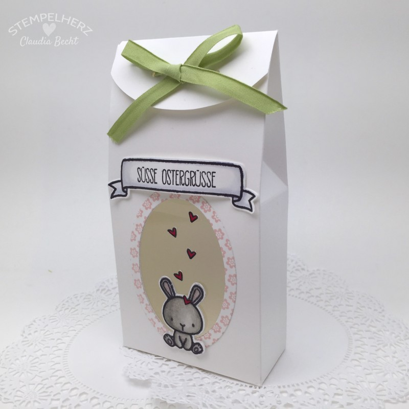 Stampin Up-Stempelherz-Ostern-Verpackung-Tuete-Osterverpackung Suesse Ostergruesse 01