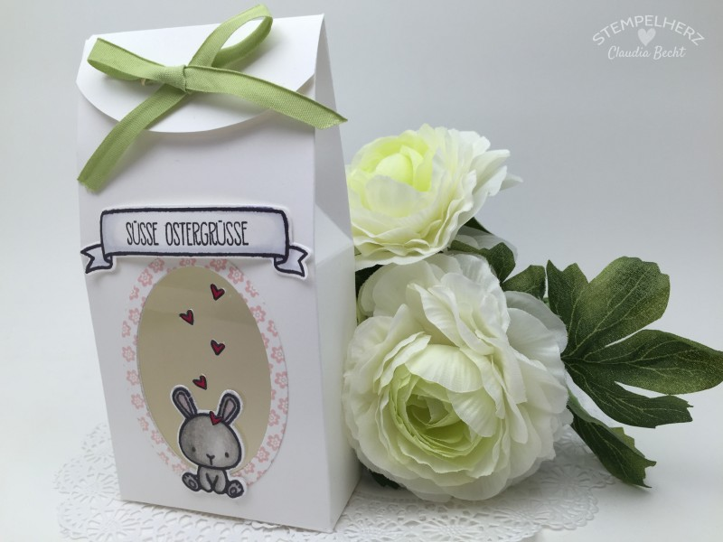 Stampin Up-Stempelherz-Ostern-Verpackung-Tuete-Osterverpackung Suesse Ostergruesse 03