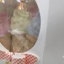 Eiswaffel-Verpackung für die Haribo-Schaumzucker-Waffeln