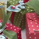 Geschenkverpackung Teegabe