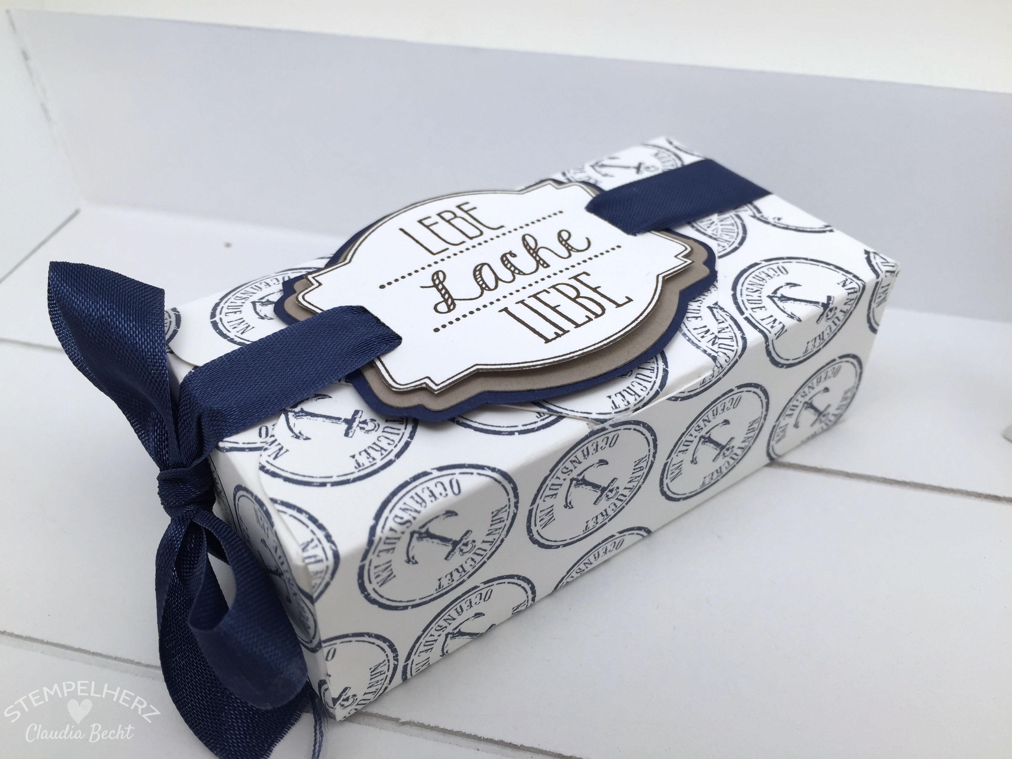 Stampin Up-Stempelherz-Boxen-Verpackung-Ach du meine Gruesse-By the Tide-Verpackung Lebe Lache Liebe 05