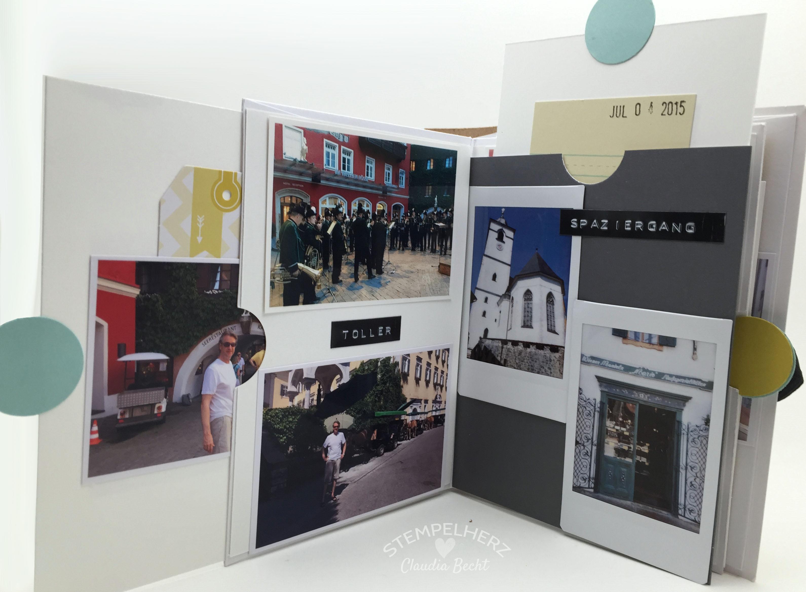 Stampin Up-Stempelherz-Album-Minibook-Minialbum Wolfgangsee 17