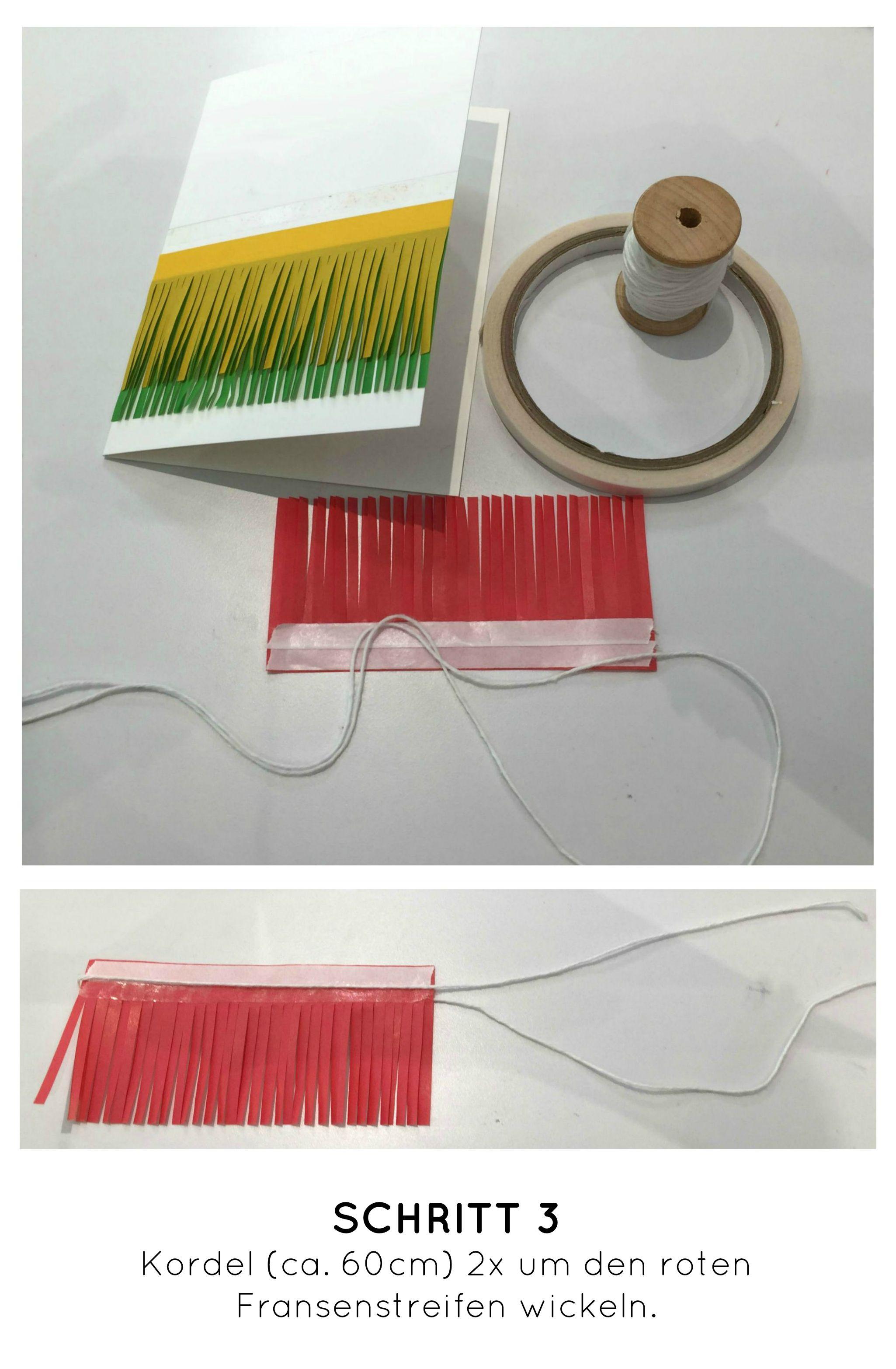 Stampin Up-Stempelherz-Geburtstag-Verpackung-Bag-Geburtstagskarte-Zeig es am Montag Geburtstagsset Sprinkles on Top - Schritt 09b