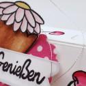 Verpackung Cupcake