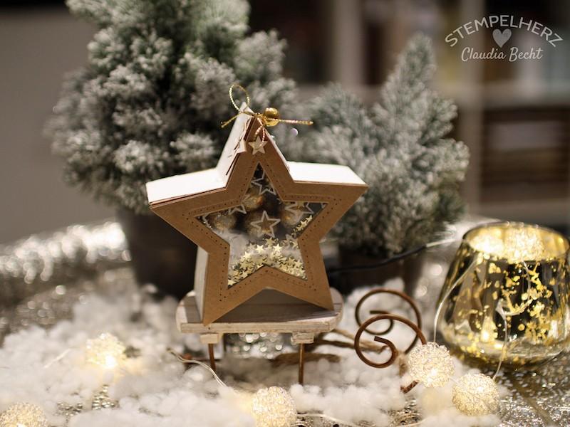 Stampin Up-Stempelherz-Inspiration&Art-Last Minute Geschenk-Sternenbox-Verpackung-Weihnachten-Sternenbox 02