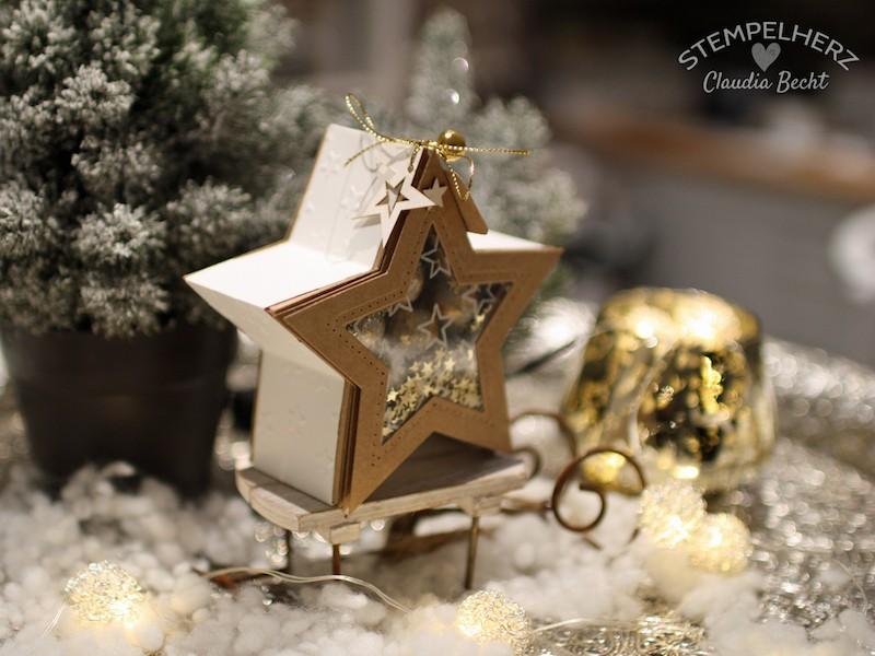 Stampin Up-Stempelherz-Inspiration&Art-Last Minute Geschenk-Sternenbox-Verpackung-Weihnachten-Sternenbox 03