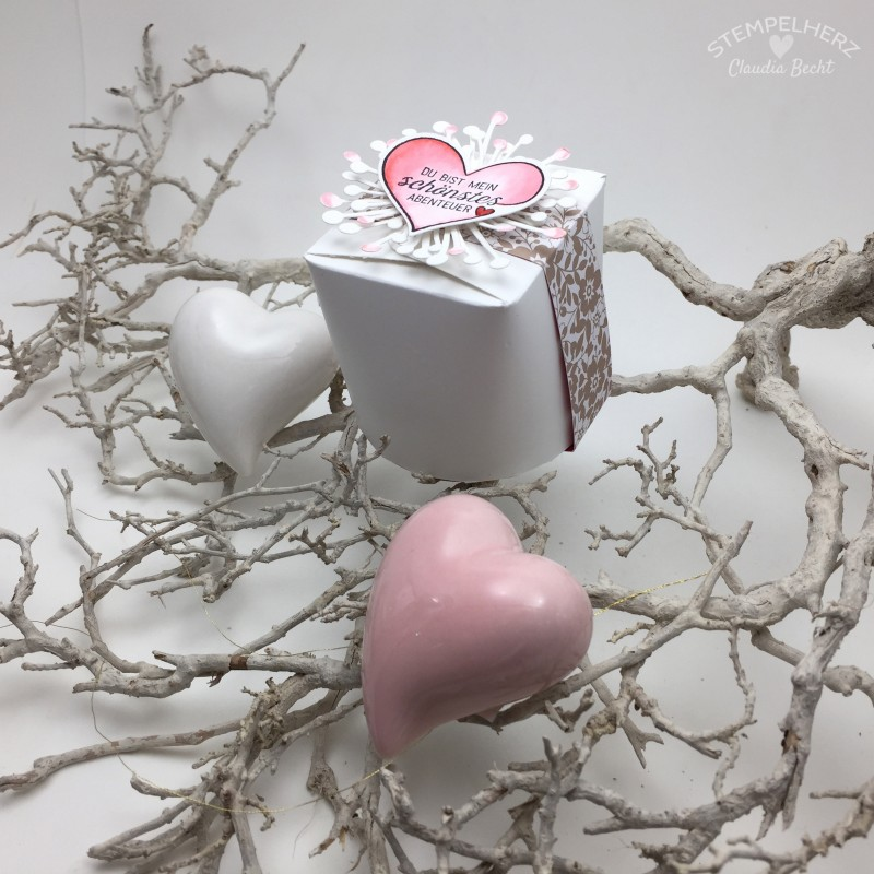 Stampin Up - Stempelherz - Valentinstag - Valentine - Box - Take out Box - Liebe ohne Grenzen - Valentins-TakeOutBox 01