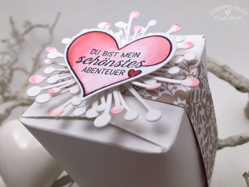 Stampin Up - Stempelherz - Valentinstag - Valentine - Box - Take out Box - Liebe ohne Grenzen - Valentins-TakeOutBox 03