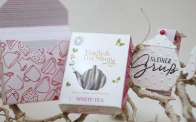 Ein kleiner Teegruß für Dich