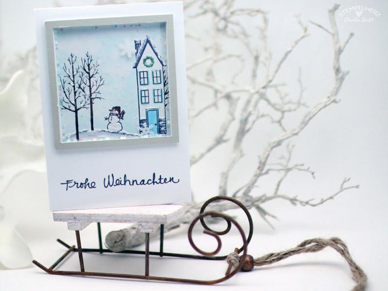 sch ttelkarte frohe weihnachten stampin 39 up mit stempelherz. Black Bedroom Furniture Sets. Home Design Ideas