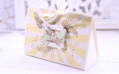 One Sheet Box Ich denk an dich