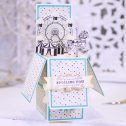Kartenbox Carousel Birthday