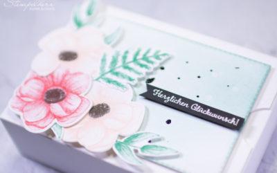 Verpackung mit Painted Seasons