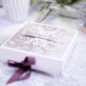 Hebebox mit Schneeflocke