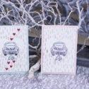 Hochzeitskarte Just Married