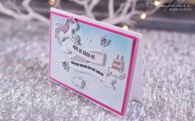 Leas Geburtstagskarte Zauberhafter Geburtstag