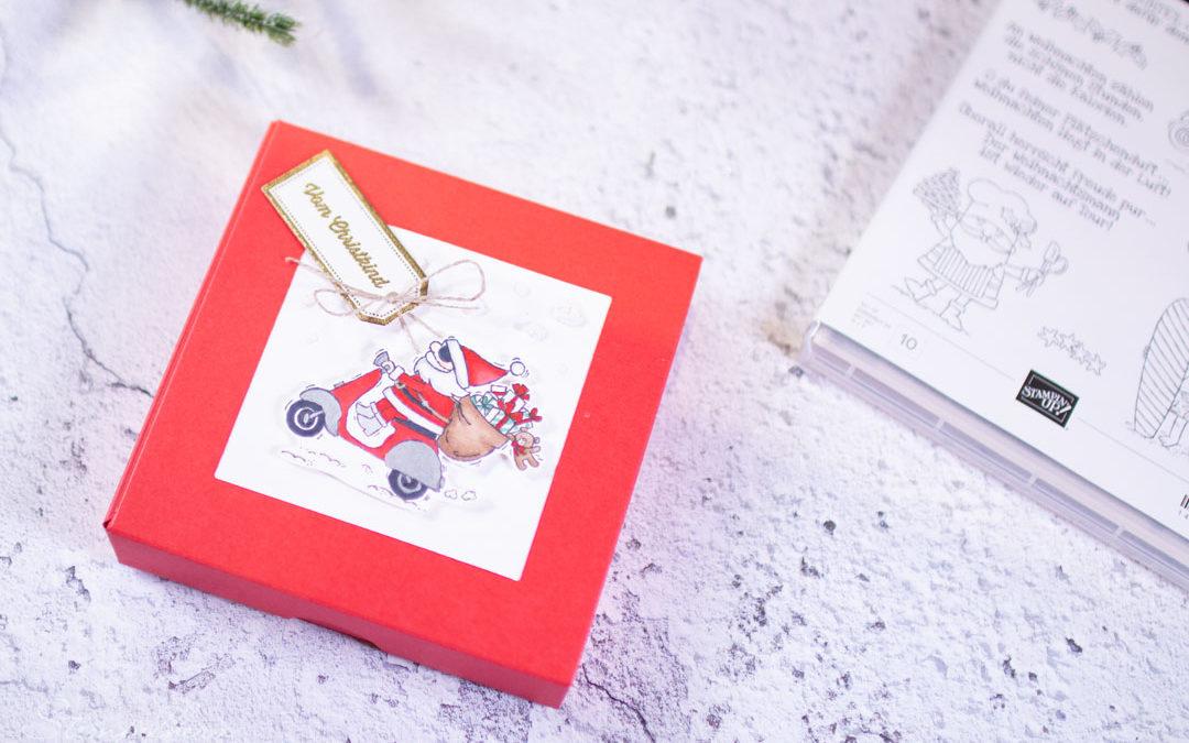 Hebebox Weihnachtspost