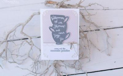 Geburtstagskarte Vollkommene Momente