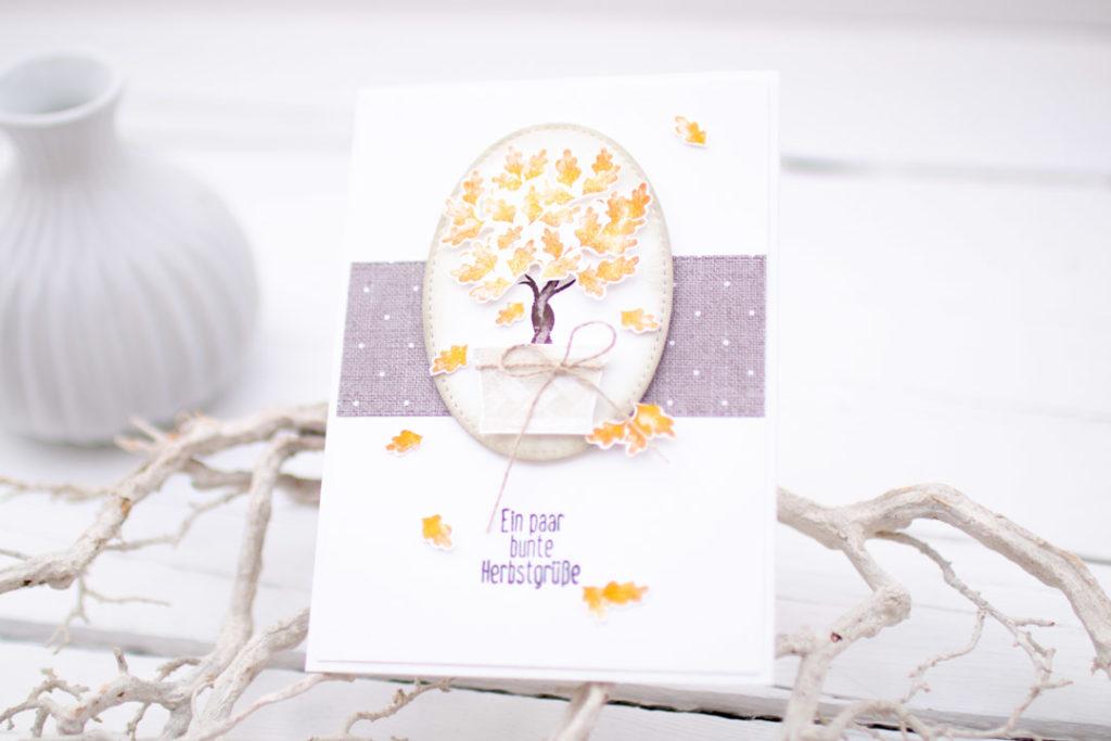 Herbstkarte Beauty&Joy