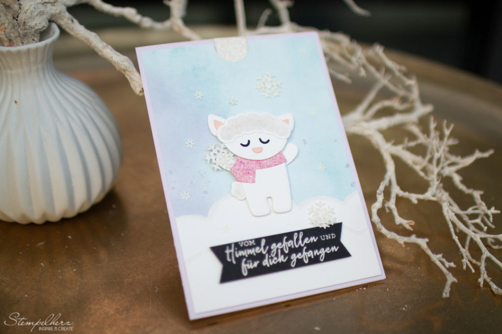 Stampin Up Menagerie Mix