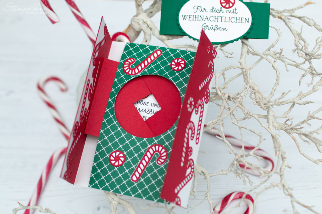 Stampin Up Advent Advent
